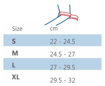 ACTIMOVE - Bang do size EpiFast