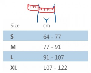 ACTIMOVE - Bang do size Lumbal