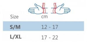 ACTIMOVE - Bang do size ManuWrap