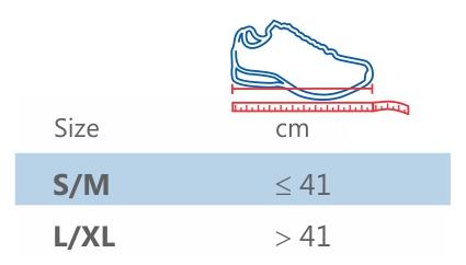 ACTIMOVE - Bang do size StepLite